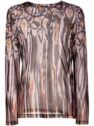 Our Legacy Delicate Hanabi Print Top 60