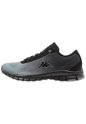 Kappa Speed Ii Sports Shoes Black Grey