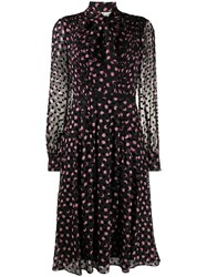 Diane Von Furstenberg Polka Dot Dress 60