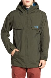 The North Face Men's Brohemia Waterproof Jacket