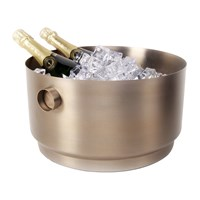 Xlboom Rondo Stainless Steel Party Bucket Soft Copper