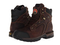 Irish Setter 83610 6 Steel Toe Waterproof Boot Brown Men's Work Boots