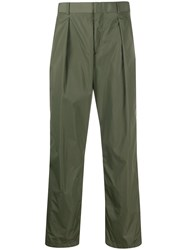 Valentino High Waisted Straight Leg Trousers 60