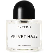 Byredo Velvet Haze Eau De Parfum Patchouli Ambrette And Coconut Musk 50Ml Colorless
