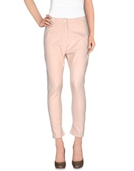 Fairly Trousers Casual Trousers Women Pink
