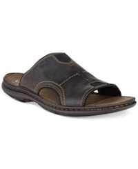 Clarks Brigham Catch Slide Sandals Men's Shoes