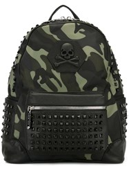 Philipp Plein 'Austropoli' Backpack Black