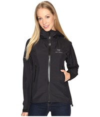 Arc'teryx Beta Sl Jacket Black Black Women's Coat