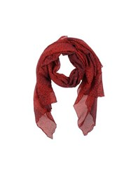 Manila Grace Denim Accessories Stoles Women Red