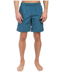 The North Face Pull On Guide Trunks Blue Coral Men's Shorts