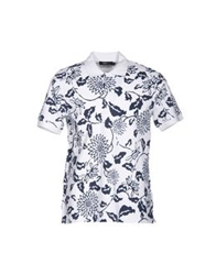 Zegna Sport Polo Shirts White