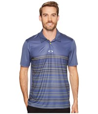 Oakley High Crest Polo Laser Men's Clothing Brown