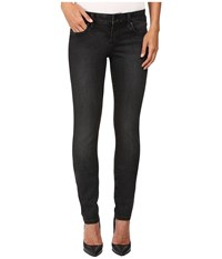 Level 99 Lily Skinny Straight In Stone Stone Women's Jeans White