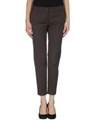 Schumacher Casual Pants Cocoa