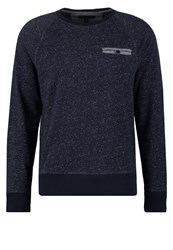 Banana Republic Sweatshirt Dark Indigo Dark Blue