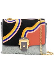 Paula Cademartori Alice Crazy Stripes Grey