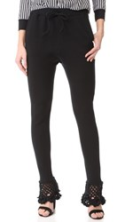 Michaela Buerger Jogging Pants Black