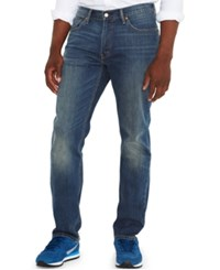 Levi's Men's Big And Tall 541 Athletic Fit Jeans Blue Canyon