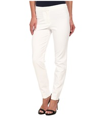 Calvin Klein Trouser Pants Soft White Women's Casual Pants