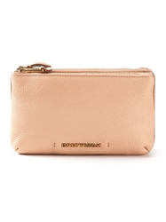 Emporio Armani Clutch Bag Pink And Purple