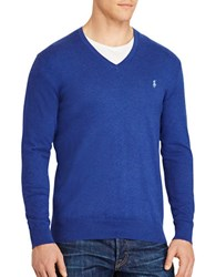 Polo Big And Tall Cotton Cashmere Sweater