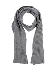 Contileoni Oblong Scarves Grey