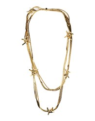 Dsquared2 Jewellery Necklaces Women Gold