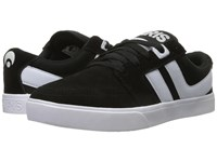 Osiris Lumin Black White Black Men's Skate Shoes