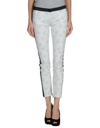 Cnc Costume National C'n'c' Costume National Casual Pants White