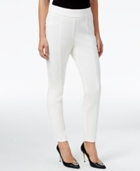 Thalia Sodi Seamed Ponte Pants Only At Macy's Cloud
