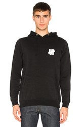 Undefeated Interference Hoodie Black