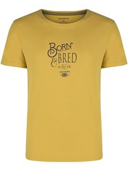 Craghoppers Ribston T Shirt Mustard