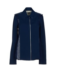 Reed Krakoff Shirts Dark Blue
