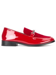 Newbark 'Melanie' Loafers Red