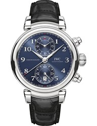 Iwc Iw393402 Laureus Sport For Good Foundation Chronograph Watch