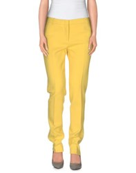 Emilio Pucci Trousers Casual Trousers Women Yellow