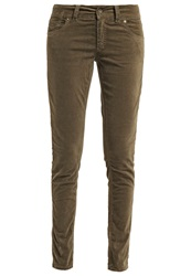 Marc O'polo Slim Fit Jeans Shaded Moss Khaki
