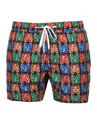 Rrd Swim Trunks Dark Blue