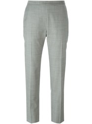 Maison Martin Margiela Herringbone Trousers Grey