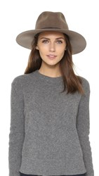 Rag And Bone Wide Brim Fedora Mink