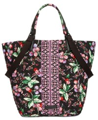 Vera Bradley Change It Up Tote Winter Berry