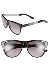 Men's Marc By Marc Jacobs 55Mm Retro Sunglasses Black