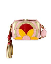 Rafe Sophie Camera Crossbody Bag Pink
