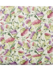 Gucci Kids Thistles And Birds Print Wallpaper Multicolour