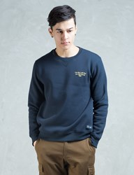 Crew By Subcrew Wolf Graphic Neck Sweatshirt