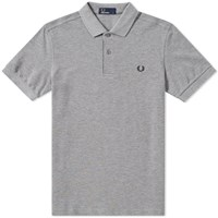 Fred Perry Plain Polo Grey