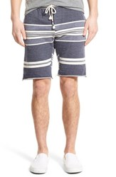 Men's Sol Angeles Turkish Stripe French Terry Knit Shorts