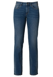 Esprit Straight Leg Jeans Recycled Vintage Blue Blue Denim