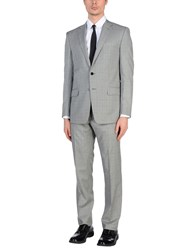 Versace Collection Suits Grey