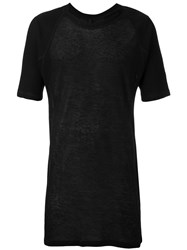 Barbara I Gongini Long T Shirt Black